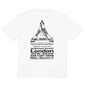 ENCOMENDA - PALACE - Camiseta Grand Master