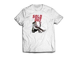 """SOLD OUT - Camiseta 4° Edição """"Branco"""" -NOVO-"""