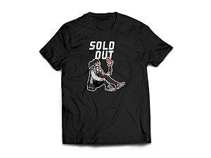 """SOLD OUT - Camiseta 4° Edição """"Preto"""" -NOVO-"""