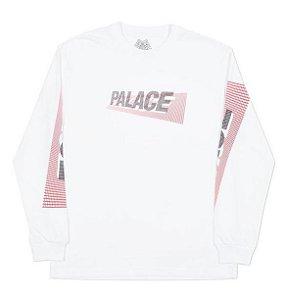 ENCOMENDA - PALACE - Camiseta 3-P Manga Longa