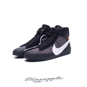 "Nike Blazer Mid x Off-White ""Grim Reaper"""