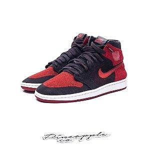 "Nike Air Jordan 1 Retro Flyknit ""Bred"" -USADO-"