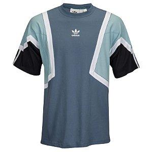 """adidas - Camiseta Originals Nova """"Blue"""""""