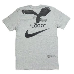 "Nike x Off-White - Camiseta NRG A6 ""Grey"""