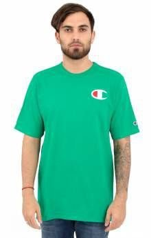 "CHAMPION - Camiseta Graphic C ""Green"""