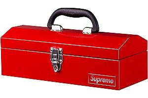 """SUPREME - Caixa De Ferramentas FW14 """"Red"""""""