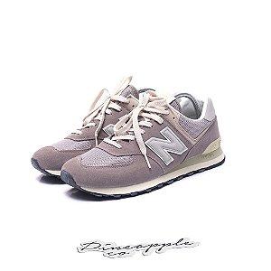"New Balance ML574GYG ""Steel Grey"""