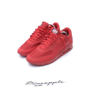 "NIKE - Air Max 90 Hyperfuse Independence Day ""Red"" -USADO-"