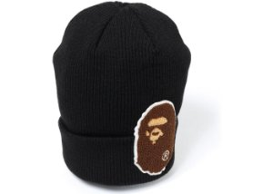 "BAPE - Touca Big Ape Head ""Black"""