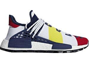 "ENCOMENDA - adidas NMD Hu Race x Pharrell x Billionaire Boys Club ""Multicolor"""