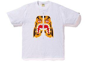 "BAPE - Camiseta Tiger ""White"""