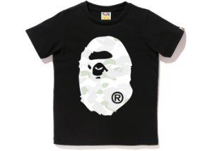 "BAPE - Camiseta City Camo Big Ape Head ""Black"""
