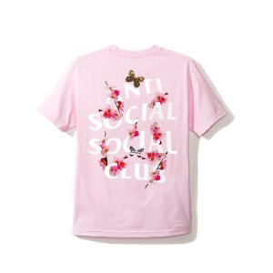"ANTI SOCIAL SOCIAL CLUB - Camiseta Kkoch ""Pink"""