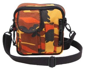 "ROTHCO - Bolsa Shoulder Camo Excursion ""Orange"""