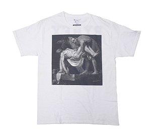 """PYREX - Camiseta Vision Religion """"White"""""""