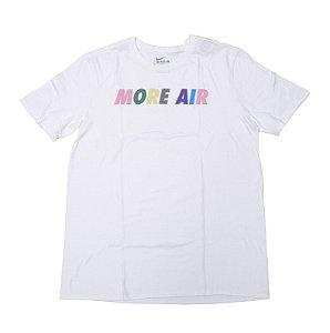"""NIKE - Camiseta More Air """"White"""""""