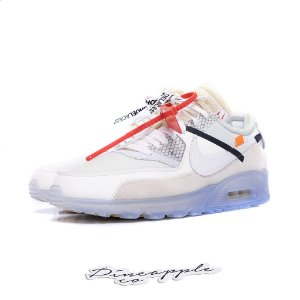 "Nike Air Max 90 x OFF-WHITE ""White"""