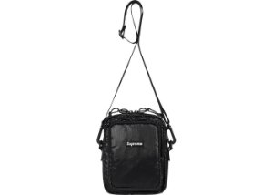 "SUPREME - Bolsa Shoulder FW17 ""Black"""