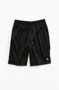 "CHAMPION - Bermuda Mesh ""Black"""