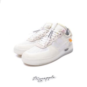 """Nike Air Force 1 Low x OFF-WHITE """"WHITE"""""""
