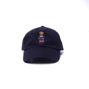 "Polo Ralph Lauren - Boné Polo Bear ""Navy"""