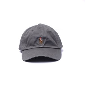"Polo Ralph Lauren - Boné Baseball ""Gravel"""