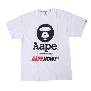 AAPE BY A BATHING APE - Camiseta Exclusive Complex Con 1