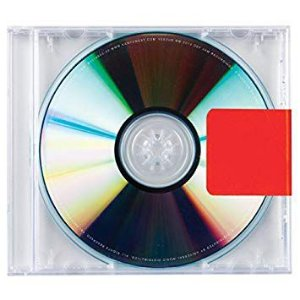 Kanye West - CD Yeezus Explicit Lyrics
