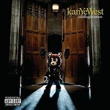 Kanye West - CD Late Registration