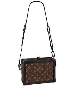 ENCOMENDA - Louis Vuitton x Virgil Abloh's - Bolsa Soft Trunk