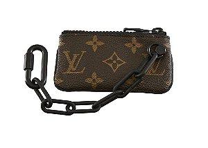 ENCOMENDA - Louis Vuitton x Virgil Abloh's - Carteira Cles