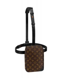 ENCOMENDA - Louis Vuitton x Virgil Abloh's - Bolsa Utility Side