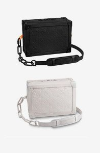 ENCOMENDA - Louis Vuitton x Virgil Abloh's - Bolsa Soft Trunk