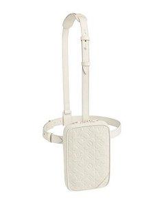 """ENCOMENDA - Louis Vuitton x Virgil Abloh's - Bolsa Utility Side """"White"""""""