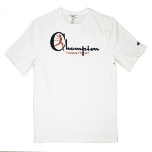 "CHAMPION - Camiseta Elevated Heritage ""White"""
