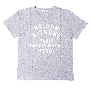 """Maison Kitsune - Camiseta Palais Royal """"Grey"""""""