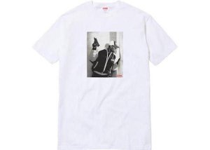 "SUPREME - Camiseta Krs One ""White"""