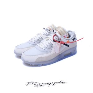 "Nike Air Max 90 x OFF-WHITE ""White"" -NOVO-"