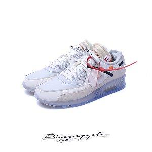 "Nike Air Max 90 x OFF-WHITE ""White"""