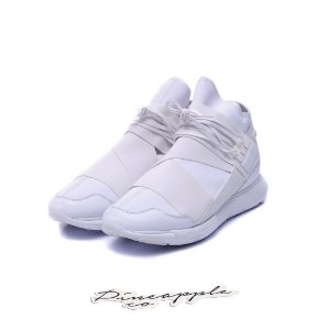 "adidas Y-3 Qasa High ""Triple White"""