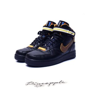"Nike Air Force 1 Mid x Riccardo Tisci ""Black"" -USADO-"