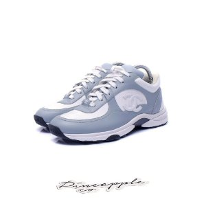 """Chanel Trainer 2018-19AW """"White/Blue"""""""