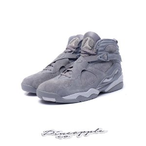 "Nike Air Jordan 8 Retro ""Cool Grey"""