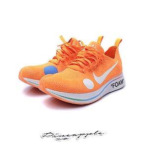 "Nike Zoom Fly Mercurial x OFF-WHITE ""Orange"" -USADO-"