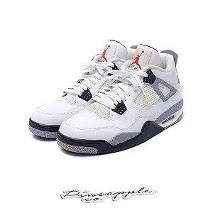 "Nike Air Jordan 4 Retro ""White Cement"" (2012)"