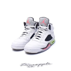 "Nike Air Jordan 5 Retro ""Poison Green"""
