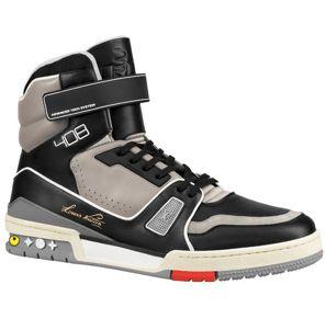 """ENCOMENDA - Louis Vuitton x Virgil Abloh's - Trainer Boot """"Black"""""""