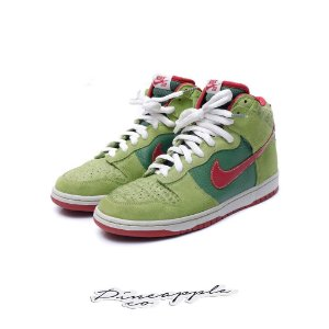 "Nike SB Dunk High Pro ""Motley Crue"" (Dr. FeelGood)"