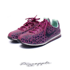 "Nike Little Runner Print Suede ""Purple"""