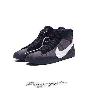 """Nike Blazer Mid x Off-White """"Grim Reaper"""" -NOVO-"""